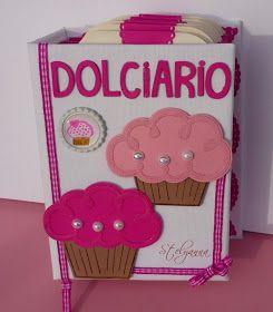 ....piccolo ricettario goloso...           ...per tutte le nostre dolci ricette e tutti i trucchi e segreti, questo simpatico raccoglitore ...