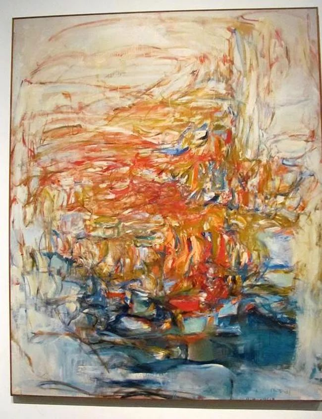 Joan Mitchell is listed (or ranked) 7 on the list Famous Abstract Expressionist Artists