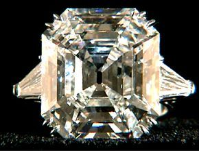Was Elizabeth Taylor's- The Krupp Diamond