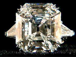 "The Elizabeth Taylor Diamond""... a gift from Richard Burton..."