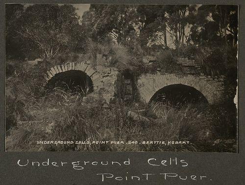 Underground cell's, Point Puer [Tasmania] | Flickr - Photo Sharing!