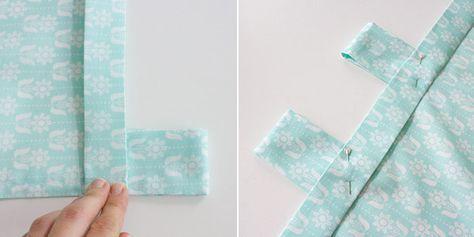 die besten 25 gardinen n hen ideen auf pinterest selbstgemachte vorh nge wie man gardinen. Black Bedroom Furniture Sets. Home Design Ideas