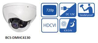 BISPRO24: Zewnętrzna kamera wandaloodporna wysokiej rozdziel...