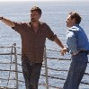 Still of Paul Thomas Anderson and Joaquin Phoenix in The Master