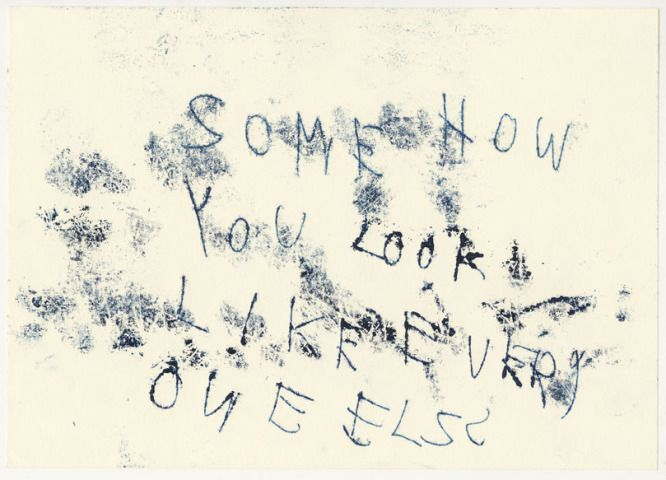 Tracey Emin - Everyone Else