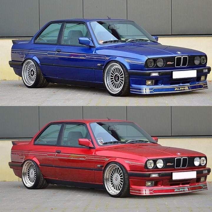 BMW E30 Alpina -  - #Bmw