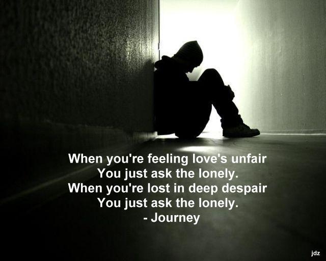 Ask the Lonely Lyrics