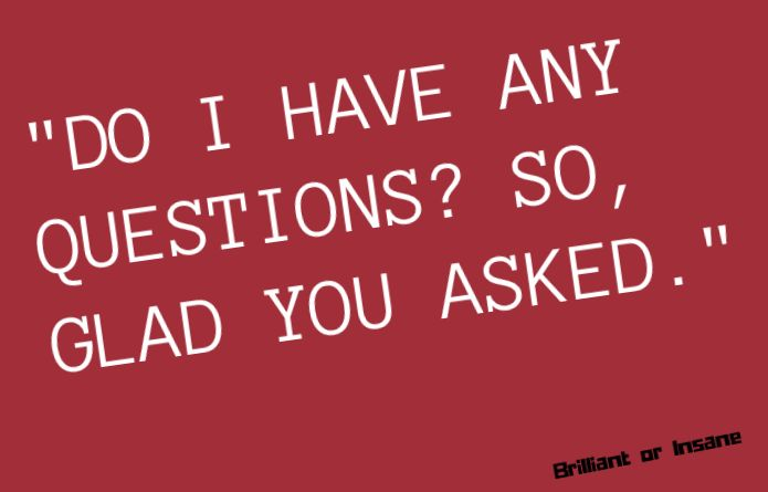 6 critical questions teachers should ask principals in job interviews. These are good questions!