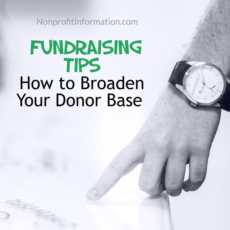 Fundraising Tips - Finding Donors - Nonprofit Donation Tips - Nonprofit Fundraising - Charity Fundraising - 501c3 Fundraising - NGO Fundraising