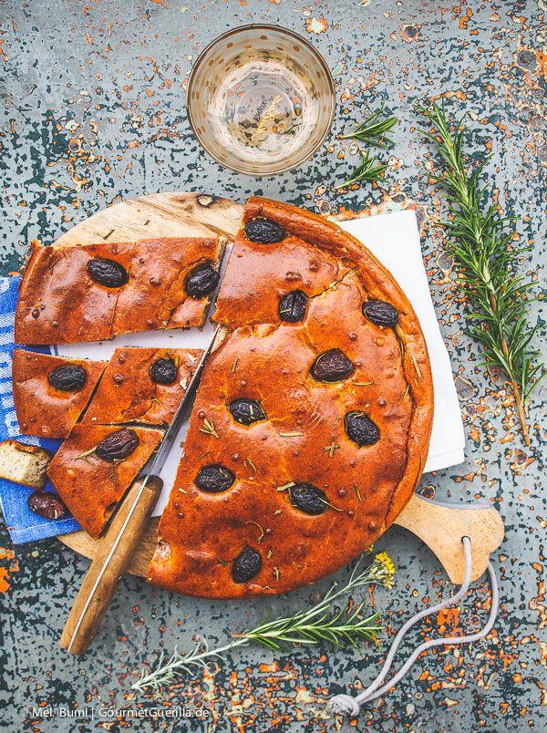 Kóstoltad már? :) Mediterrán kenyér olívával és rozmaringgal. #recept #kenyer #reggeli #finom #tescomagyarorszag