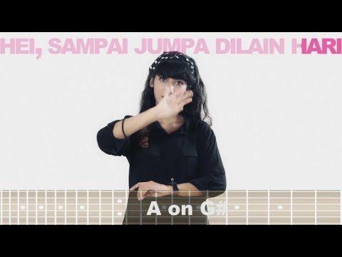 Sampai Jumpa - Endank Soekamti (Sign Language Video Lyric & Chord)