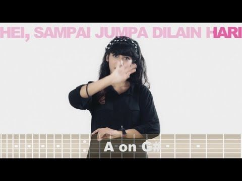 Sampai Jumpa - Endank Soekamti (Sign Language Video Lyric & Chord)