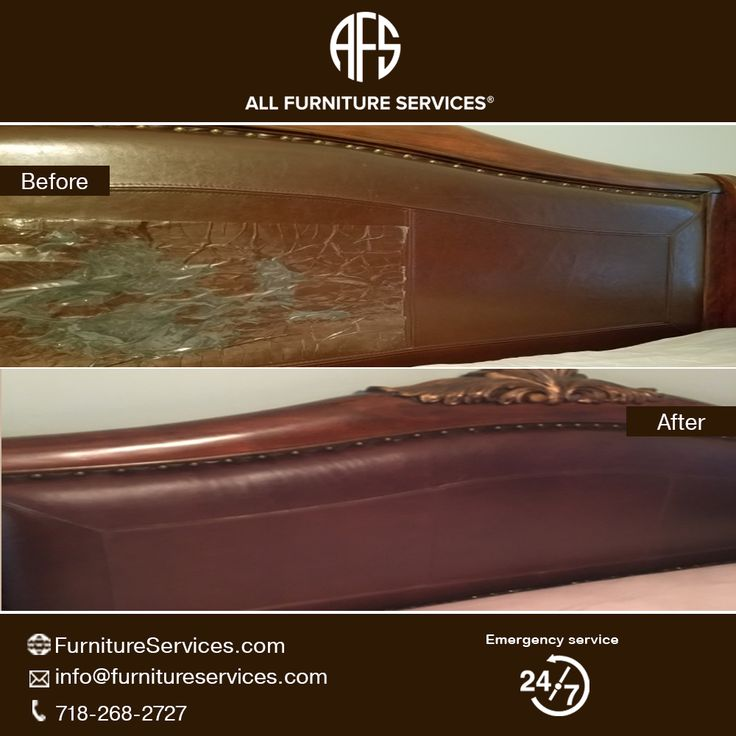 #Bed #Headboard #Leather #Vinyl #Cracking #Peeling #Wear And #