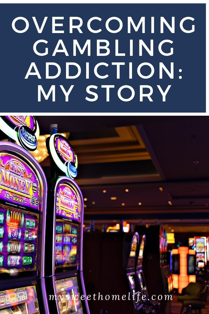 living intentional gambling addiction