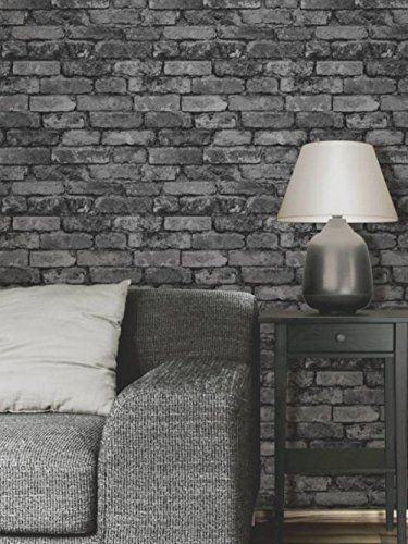 Brewster FD31284 Rustic Brick Wallpaper - Silver, http://www.amazon.co.uk/dp/B00B8WDI5I/ref=cm_sw_r_pi_n_awdl_XLBKxbH98ZQF3