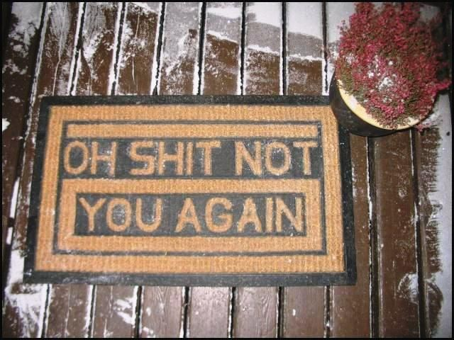 Welcome friends- this is funnyThe Doors, Laugh, Funny Pictures, Welcome Mats, Doormat, Front Doors, Doors Mats, Funny Stuff, Front Porches