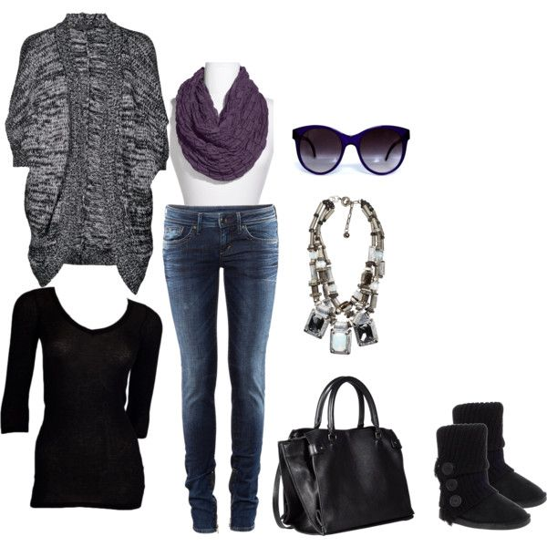 winter/fall outfit