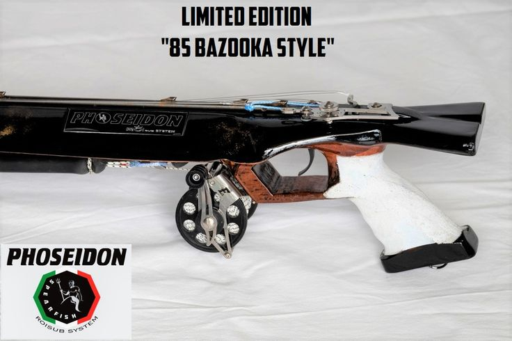 Limited Edition 85 Bazooka Style - Phoseidon Spearfish