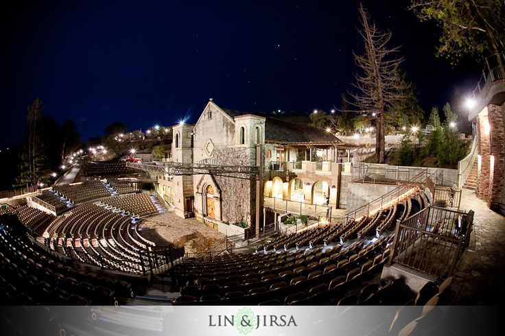 Mountain Winery in Saratoga, CA.  One of the coolest concerts venues ever.