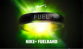 Smart training : the best fitness tracker NIKE+ FUELBAND