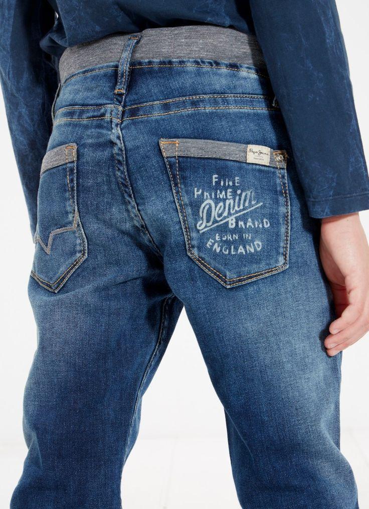 jeans regular BRAD - Jeans - Nueva Colección Niño - Junior | Pepe Jeans London