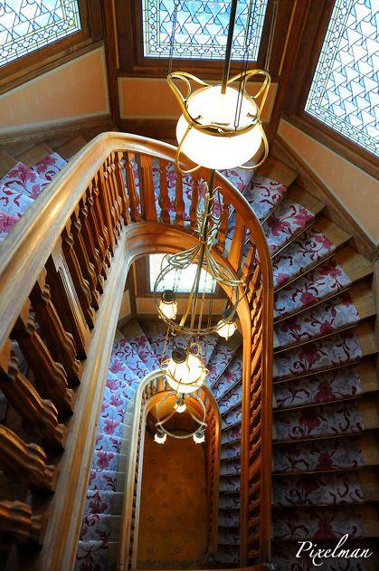 Art Nouveau Villa Demoiselle Reims Int Rieurs