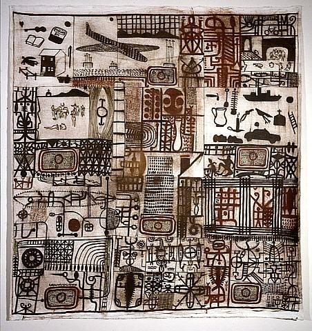 John Pule, Niuean artist