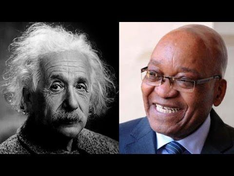 Jacob Zuma | Speech fumbles numbers again spear painting