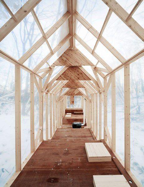 Tour high-design cabins around the world