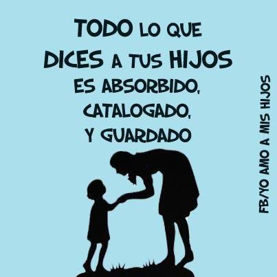 https://www.facebook.com/amamoshijos #frases #hijos