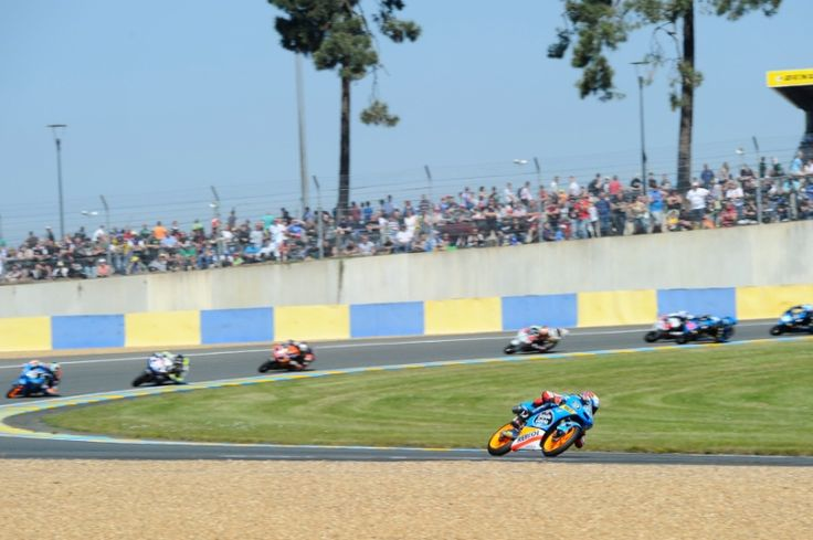 Rins, French Moto3 Race 2014