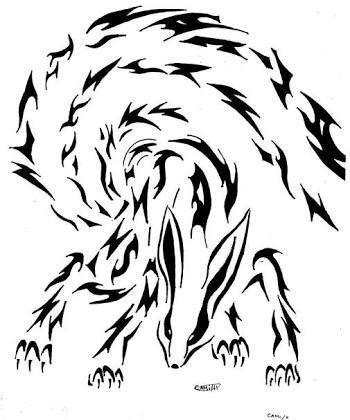 Esa bola de fuego se dirigio a Naruto impactandolo asustando a muchos pero cuando el huma se disipose podia ver que no tenia ningun rasguño mas que su playera destrozada dejando ver bien el tatuaje que tenia en toda la espalda dejando en shock a v...