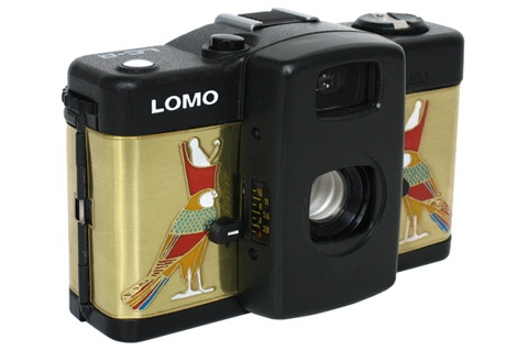 Lomo LC-A Pharaoh Edition