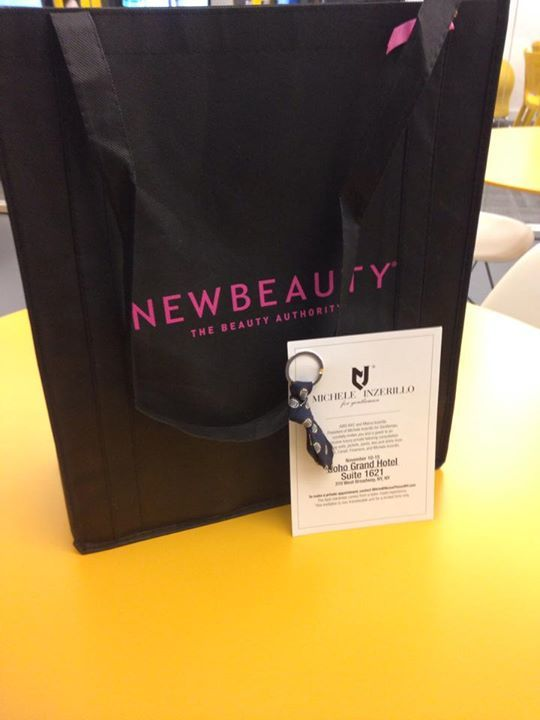 The AIRS Alliance in Reconstructive Surgery #launch event is proving to be an early success with the #kickoff taking place at SANDOW! Michele Inzerillo for Gentleman and ITO EN are in the #NewBeautyMagazine gift bags for the event!