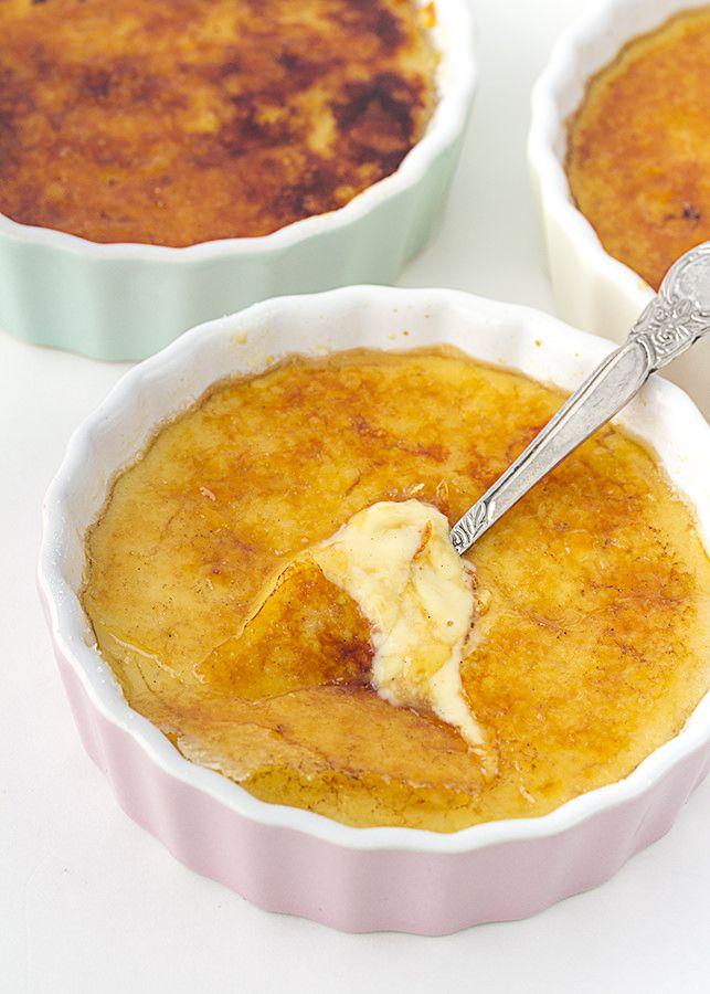 receta crema catalana                                                                                                                                                                                 Más