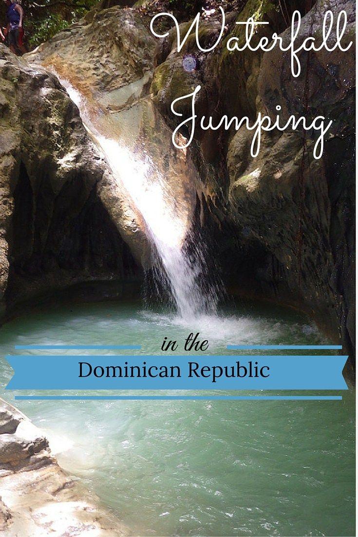 Waterfall Jumping Dominican Republic Fathom 113 best