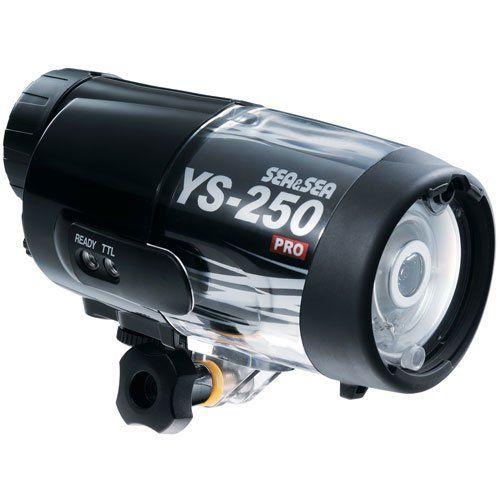 Sea and Sea YS-250PRO TTL Strobe $1,069.95