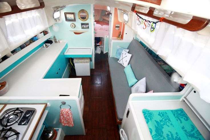 Sailboat Refit Completed | Moving Onboard | Sailboat Interior | Countdown to Cruising verywellsalted.com