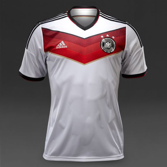 adidas Germany 2014 Home Shirt