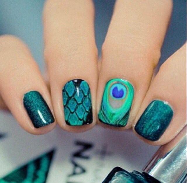 Verde jade...
