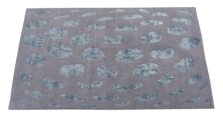 'Trigger Fish' rug by Deirdre Dyson from the 'Designs from the Deep' collection.