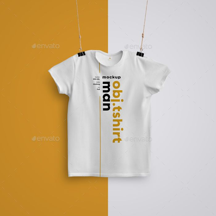 Download 8 Mockups T Shirts On A Hanger In Hands And In A Box Shirts T Shirt Image Design
