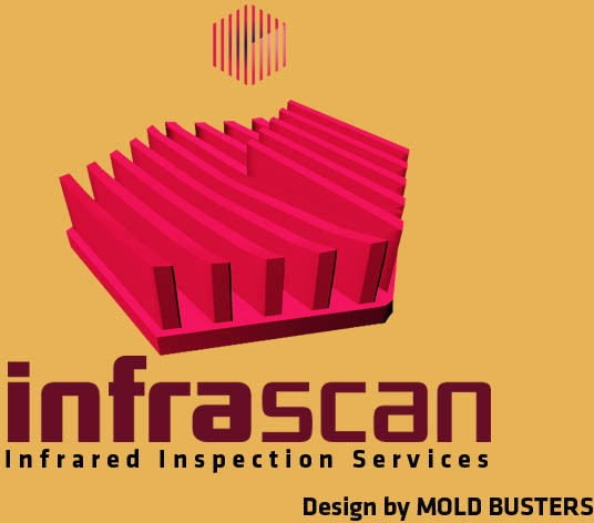 InfraScan logo by bustmold.