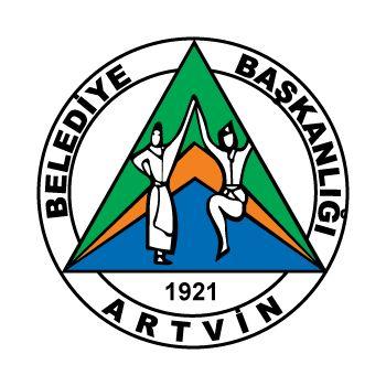 Artvin Belediyesi Logosu Vektörel