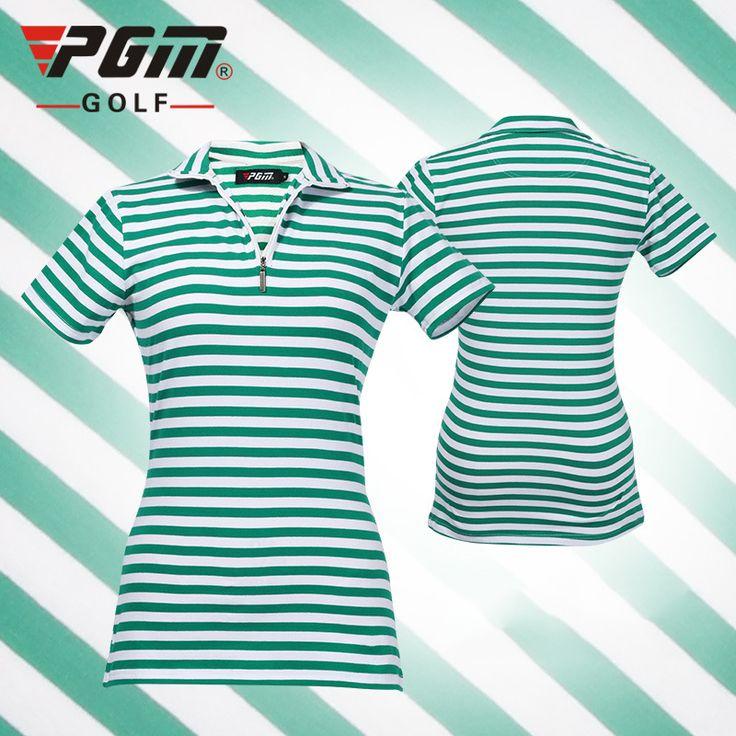 Гольф женщин рубашки одежда для гольфа высокое качество полоску рубашка-поло quick сухой короткие гольф верхняя рубашка сорочки de golf залить ле femmes