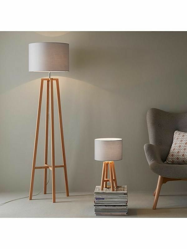 Home Lighting Idea In 2020 Standing Lamp Living Room Tripod Floor Lamp Living Rooms Floor Lamps Uk