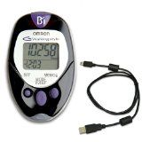 Omron HJ-720ITC Pocket Pedometer  with Health Management Software (Health and Beauty)By Omron