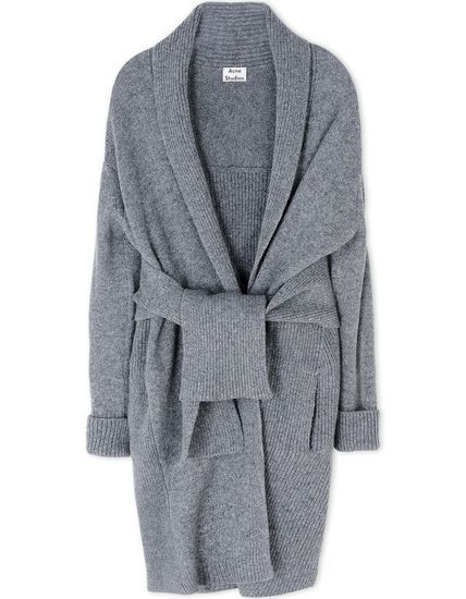 ACNE STUDIOS Cardigan. #acnestudios #cloth #cardigan