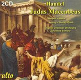 Handel: Judas Maccabeus [CD], 12411344