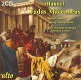 Handel: Judas Maccabeus [CD], 12411344